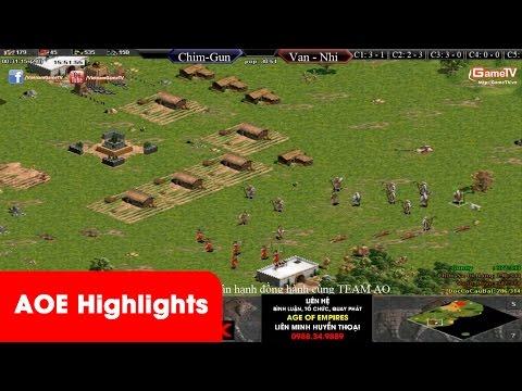 AOE Highlights - Uyển chuyển tinh tế và kết thúc đối thủ một cách lạnh lùng của Chim Sẻ Đi Nắng