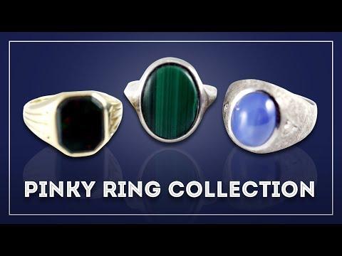 Men's Ring & Pinky Ring Collection - Gentleman's Gazette