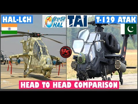 Indian Defence News:HAL LCH vs...