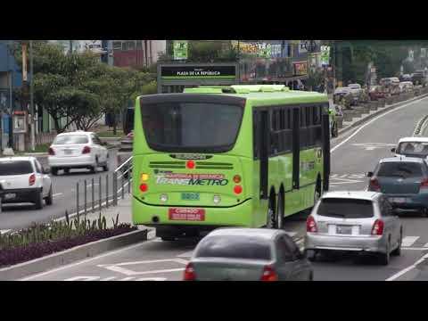 Transmetro ofrece un transporte digno a los vecinos
