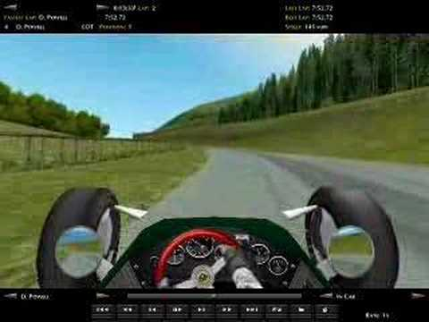 Grand  Prix Legends 7:48:32  Nurburgring Lotus 49 HOTLAP