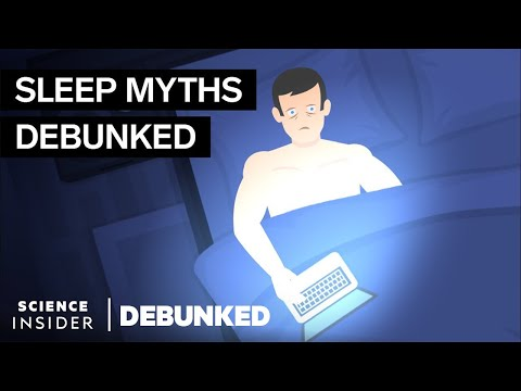 15 Myths on Sleep Debunked by Experts