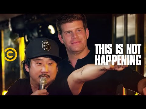 Steve Rannazzisi Referees Bobby Lee, Natasha Leggero & Ari Shaffir: This Is Not Happening