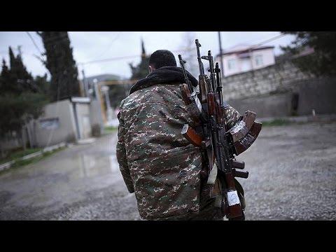 Ναγκόρνο Καραμπάχ: Συμφωνία για τερματισμό των εχθροπραξιών