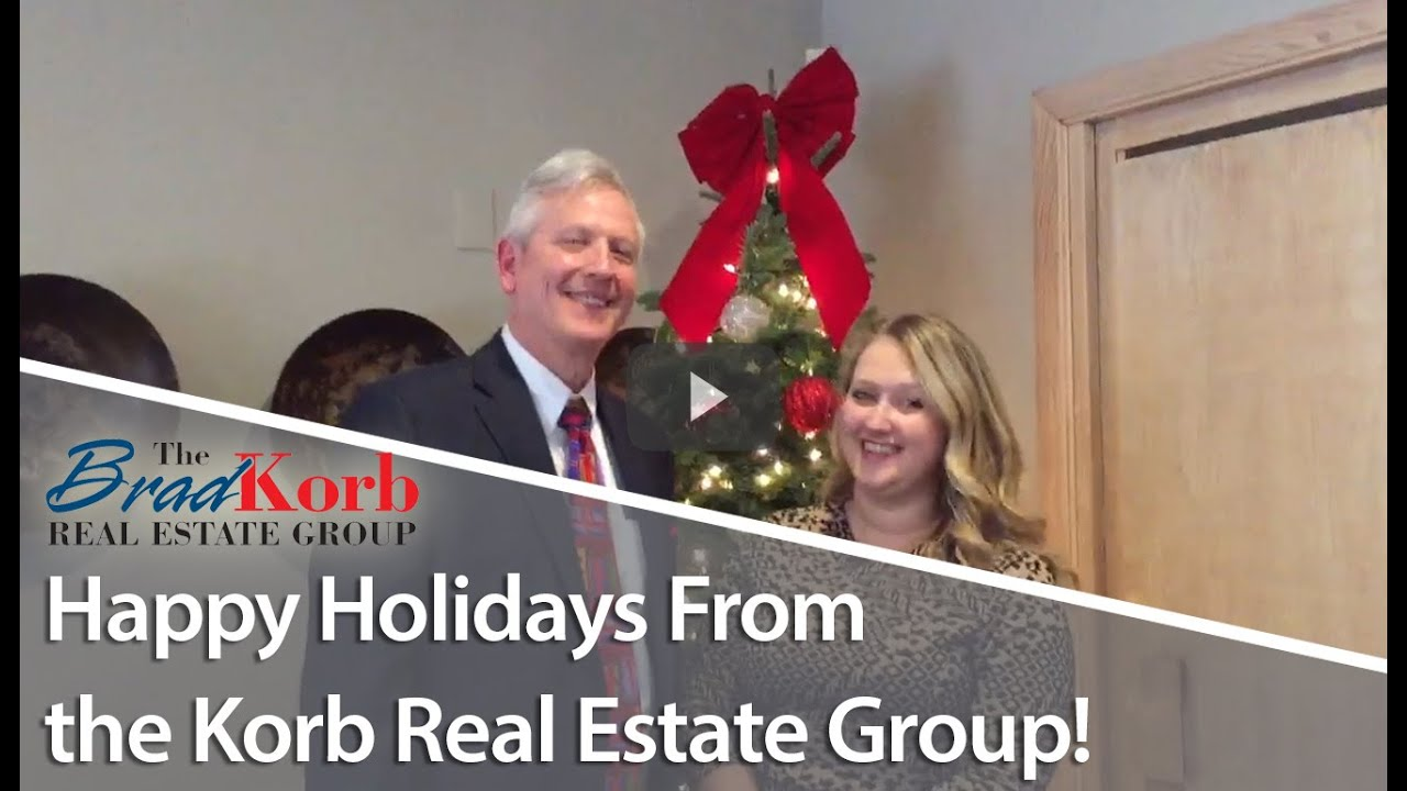 Happy Holidays From the Korb Real Estate Group!