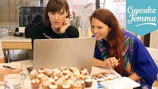 Being a master cupcake maker. Easy right? | Cupcake Jemma | Chromebook #Ad by Cupcake Jemma