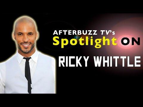 Ricky Whittle | AfterBuzz TV's Spotlight On