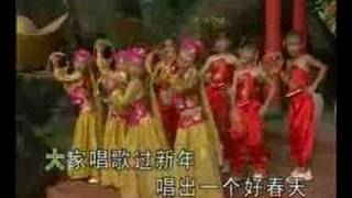 Khmer Foreign Musics - chinese new years song