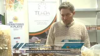 Caminos y Sabores - Pampero TV - Fundación ArgenINTA