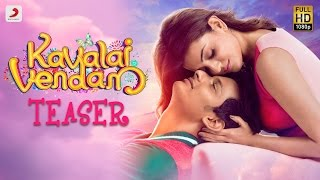 Kavalai Vendam Official Teaser