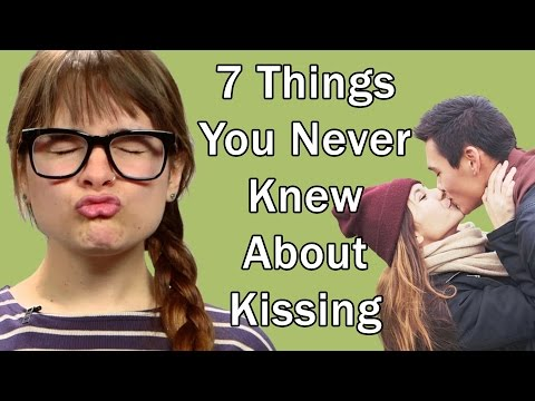 Video 7 Things You Never Knew About Kissing download in MP3, 3GP, MP4, WEBM, AVI, FLV January 2017