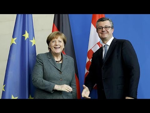 Άνγκελα Μέρκελ: «Πρέπει να επιστρέψουμε στο σύστημα Σένγκεν»