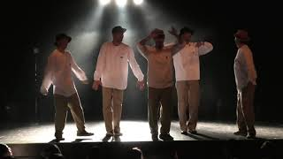 HOOD CREW (Gucchon, Kei, Maccho, SO, Cgeo) – CROSS POINT vol.8 Special Showcase