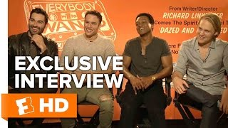 Everybody Wants Some!! Exclusive Cast Interview (2016) HD by Movieclips Film Festivals & Indie Films