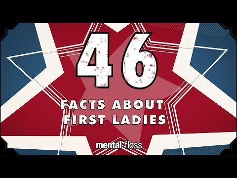 46 Facts About the First Ladies