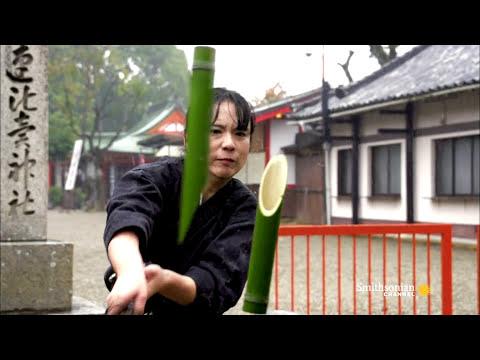 A Demonstration of Perfect Samurai Swordsmanship