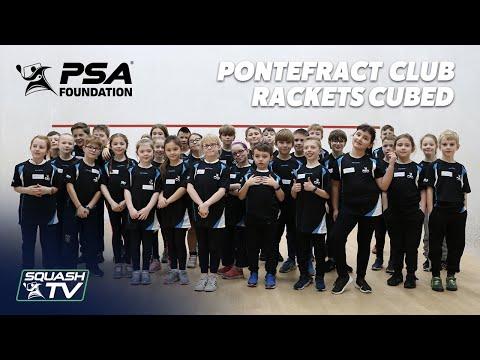 PSA Foundation: Pontefract Rackets Cubed Programme