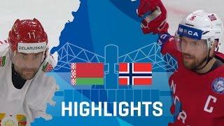 Беларусь - Норвегия 4-3
