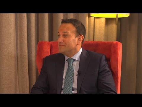 Λίο Βαράντκαρ: Ο πρωθυπουργός της Ιρλανδίας μιλά για την πορεία του Brexit …