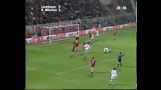 Carsten Janckers 13 Treffer in der Saison 1997/98 für die Bayern