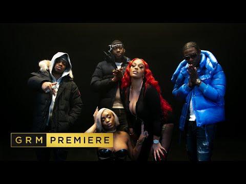 Miss LaFamilia x Poundz x Ivorian Doll x Dbo x Offica – Dumb Flex Remix [Music Video] | GRM Daily
