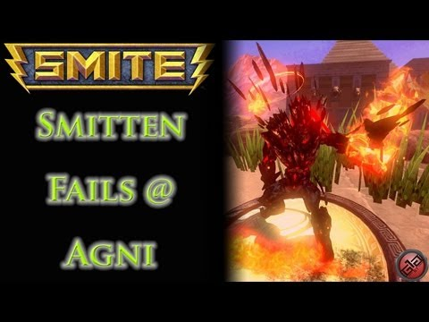 how to fail - SMITE Agni gameplay, commentary and guide! Greetings Beautiful Viewers! Once again its time for Gank First Gaming's How to Fail at Smite, featuring Smitten! ...