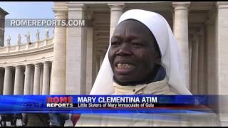 Celebrating 25 Years As A Nun In Uganda