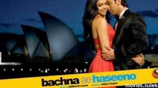 khuda jaane - with lyrics(bachna ae haseeno)