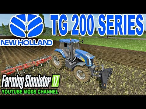 New Holland TG285 MR v1.0.1.0