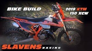 7. Slavens Racing Bike Build - 2019 KTM 150 XCW