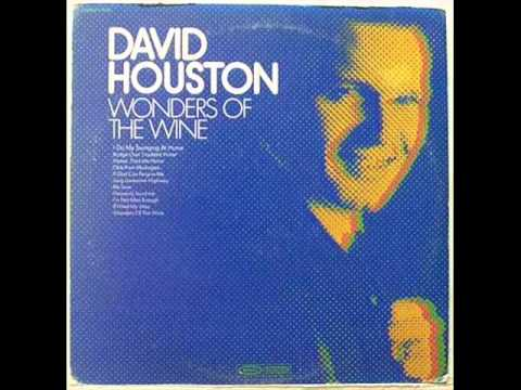 Tekst piosenki David Houston - Bridge Over Troubled Water po polsku