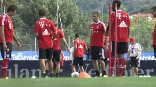 David Alaba über Franck Ribéry