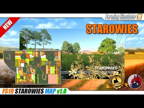 Starowies Map v1.0.0.0