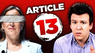 Important Update To The Article 13 Situation & Why The Internet Still Needs Your Help!