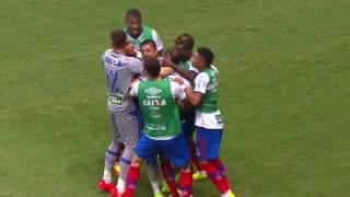 Bahia x Ceará Melhores Momentos - Brasileiro Serie B 2016Bahia 3x1 Ceará - Gols e Lances - 29/10/2016