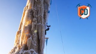 The World's Most Northerly Ice Climbing Competition #FinIce | Climbing Daily Ep.1126 by EpicTV Climbing Daily