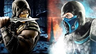 The Scorpion and Sub-Zero Story Video