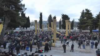 Festivity Of S.Antonio, Fara Filiorum Petri, Chieti, Abruzzo, Italy