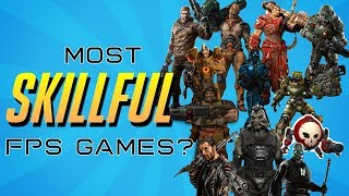 Video What is an Arena FPS? A love letter to a great genre of games MP3, 3GP, MP4, WEBM, AVI, FLV November 2018