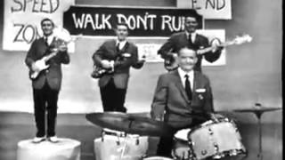 The Ventures Told You To Walk, Don't Run