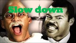 ERB Gandhi vs Martin Luther King jr Slow Down