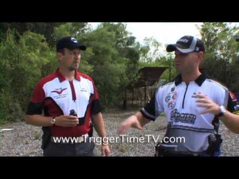 Trigger Time TV Ep 5, Seg A, Max Michel Jr discusses Nutrition, and Suplements