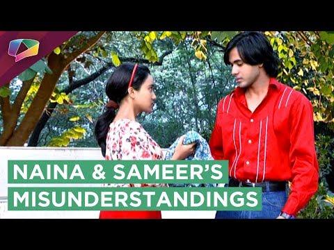 Sameer Doesn't Express Love For Naina   School T
