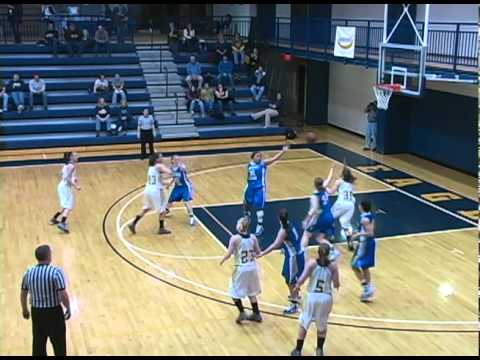 WBB sweep weekend, season against Drew, USMMA