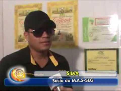 Silva falou da inauguração da M.A.S - SEG em Amargosa - Ba