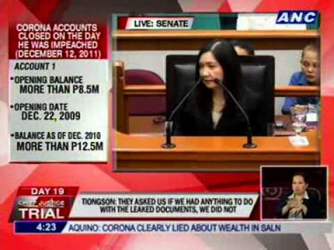 Tiongson: There was a person who approached me, Cong. Banal