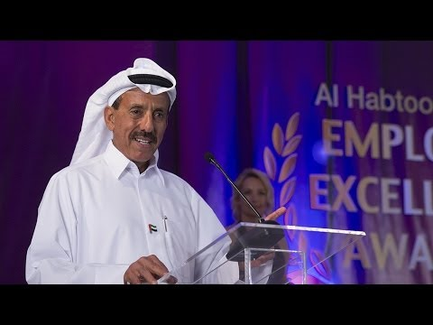 Khalaf Al Habtoors Speech at the Al Habtoor Group Employee Excellence Awards 2014