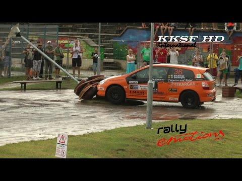 300 Lakes Rally - 2014 Action (Crashes, Mistakes, Jumps)