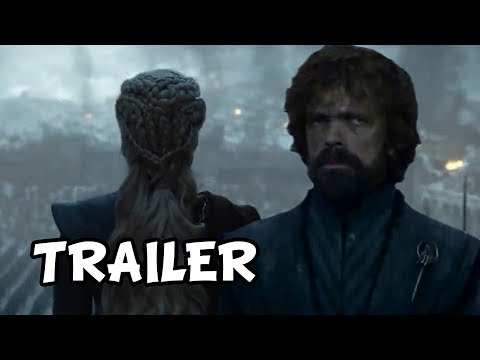 Game Of Thrones Season 8 Finale 'the Iron Throne' Official Trailer Breakdown