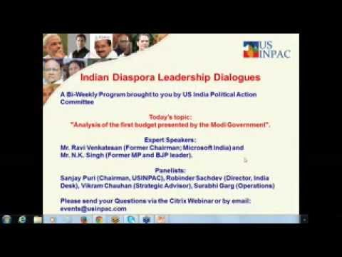 USINPAC Leadership Dialogue Session 16